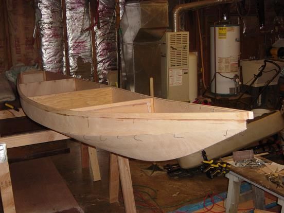Other Plywood Projects Toto Kayak Compact Camping Concepts