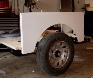 Dinoot Compact Tub Kit Fender 2