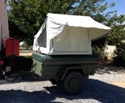 camping tent folding tent unit 3